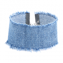 Jeans Armband 23cm Denim Light
