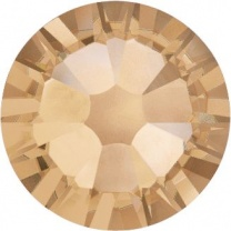 SWAROVSKI 2058 SS20 XILION Golden Shadow