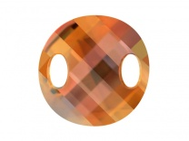 SWAROVSKI 3221 28mm Twist Copper