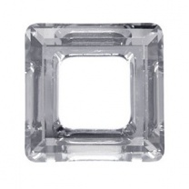 SWAROVSKI 4439 14mm Square Silver Shade