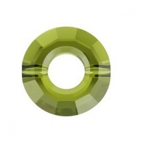SWAROVSKI 5139 12.5mm Ring Olivine