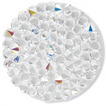 SWAROVSKI® 72013 Crystal Rocks 15mm Crystal AB