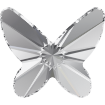 SWAROVSKI 2854 8mm Butterfly Crystal