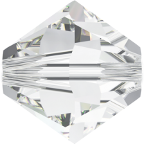 SWAROVSKI 5328 XILION Bead 4mm Crystal