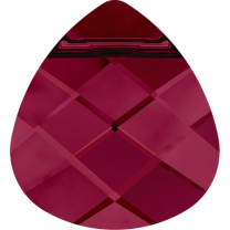 SWAROVSKI 6012 11mm Briolette Bead Ruby