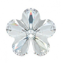 SWAROVSKI 4744 10mm Flower Crystal