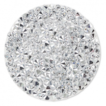 SWAROVSKI® 72013 Crystal Rocks 72013 15mm Comet Argent Light
