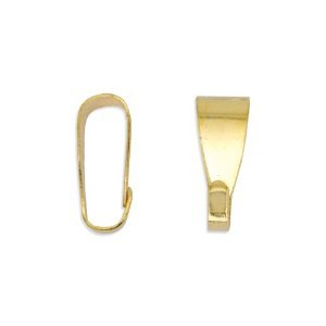 Bail 6.2mm Gold Plated