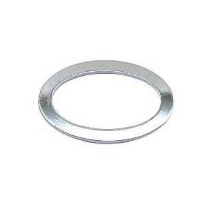 Ring Oval 12 x 18mm Silver Plated