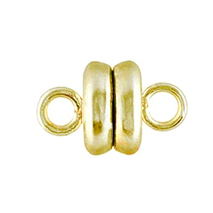 Magnetic Clasp 6mm Gold
