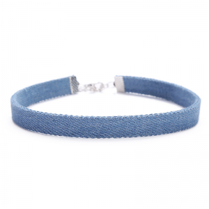 Jeans Halsband 29cm Denim Light