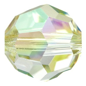 SWAROVSKI 5000 6mm Perle rund Luminous Green