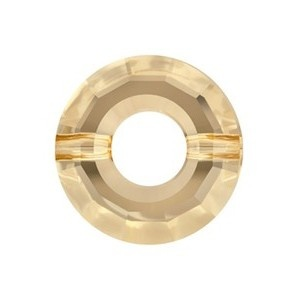 SWAROVSKI 5139 12.5mm Ring Golden Shadow