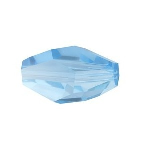SWAROVSKI 5203 12x8mm Polygon Perle Aquamarine