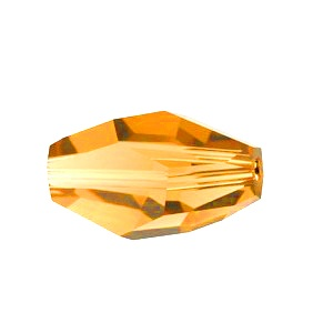 SWAROVSKI 5203 12x8mm Polygon Perle Copper