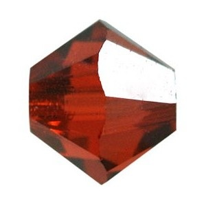 SWAROVSKI 5328 XILION 4mm Perle Indian Red Satin