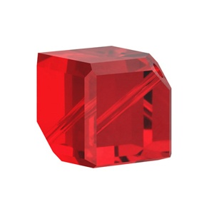 SWAROVSKI 5600 6mm Diagonal Cube Light Siam