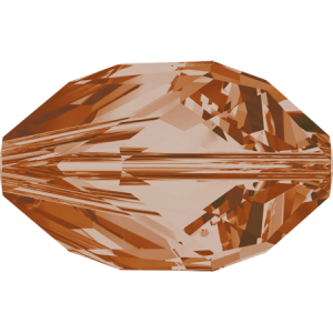 SWAROVSKI 5650 16mm Cubist Perle Copper