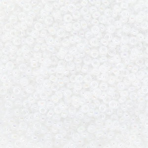 Seed Bead 2.4mm White