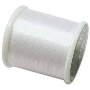 Nylon - Perlonfaden 0.25mm transparent
