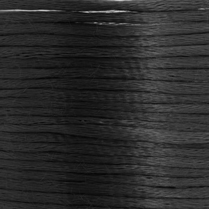 Round Satin cord 3mm black