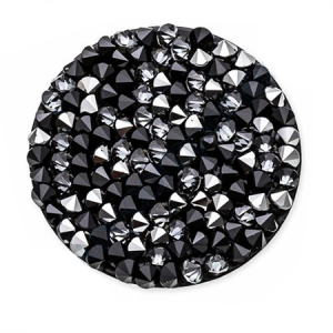 SWAROVSKI® 72013 Crystal Rocks 15mm Crystal CAL Jet