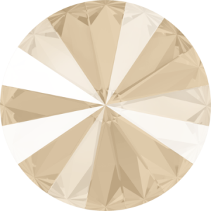 SWAROVSKI Rivoli 1122 14mm Ivory Cream