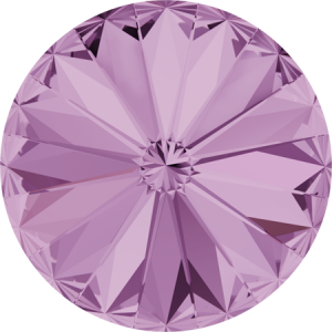 SWAROVSKI Rivoli 1122 6mm Light Amethyst
