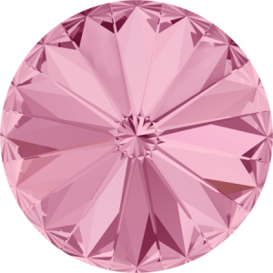 SWAROVSKI Rivoli 1122 6mm Light Rose