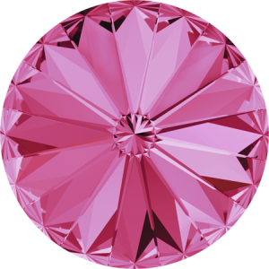 SWAROVSKI Rivoli 1122 6mm Rose