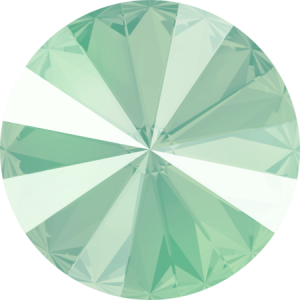 SWAROVSKI Rivoli 1122 14mm Mint Green