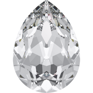 SWAROVSKI 4320 18mm Pear Crystal