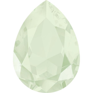 SWAROVSKI 4320 14mm Birne Powder Green
