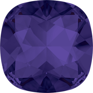 SWAROVSKI 4470 10mm Cabochon Purple Velvet
