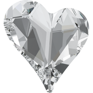 SWAROVSKI 4810 13 x 12mm Sweet Heart Crystal