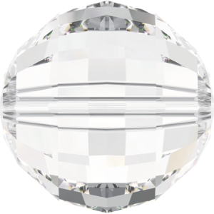 SWAROVSKI 5005 8mm Chessboard Perle Crystal