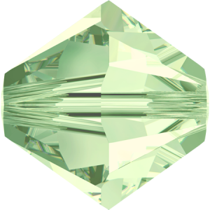 SWAROVSKI 5328 XILION Bead 4mm Chrysolite