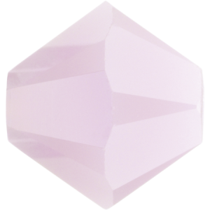 SWAROVSKI 5328 XILION Bead 6mm Rose Alabaster
