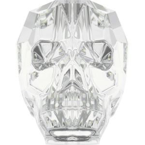 SWAROVSKI 5750 19mm Skull Bead Crystal