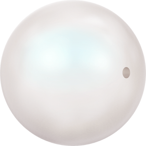 SWAROVSKI 5810 6mm Perle Pearlescent White