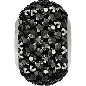 SWAROVSKI 180101 14mm BeCharmed Pavé Perle Jet