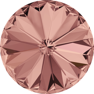 SWAROVSKI Rivoli 1122 8mm Blush Rose