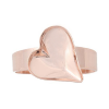 Ring 13mm Rose Gold Verstellbar Swarovski Herz 4809