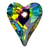 SWAROVSKI ELEMENTS 6240 17mm Wild Heart Anhänger Vitrail Medium