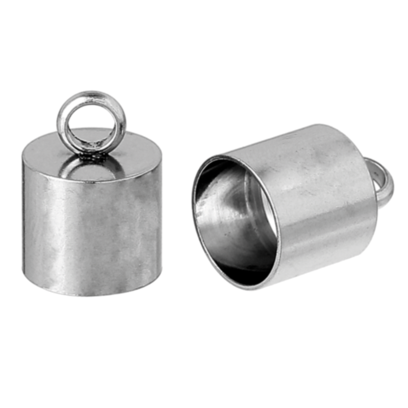 Stainless Steel End cap round 5mm