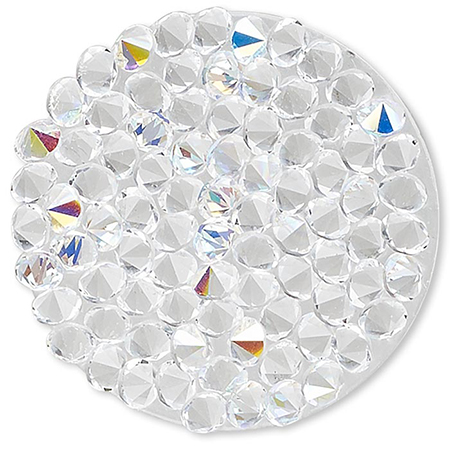 SWAROVSKI® 72013 Crystal Rocks 24mm Crystal AB