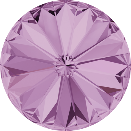 SWAROVSKI Rivoli 1122 14mm Light Amethyst