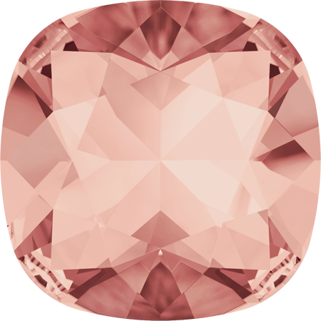SWAROVSKI 4470 10mm Cabochon Rose Peach